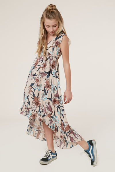 GIRLS CLEA DRESS