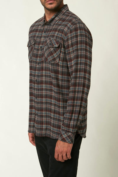 Clint Long Sleeve Shirt | O'Neill