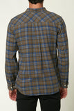 Clint Long Sleeve Shirt | O'Neill Clothing USA