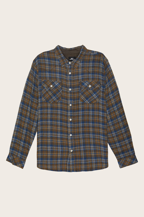 CLINT LONG SLEEVE SHIRT