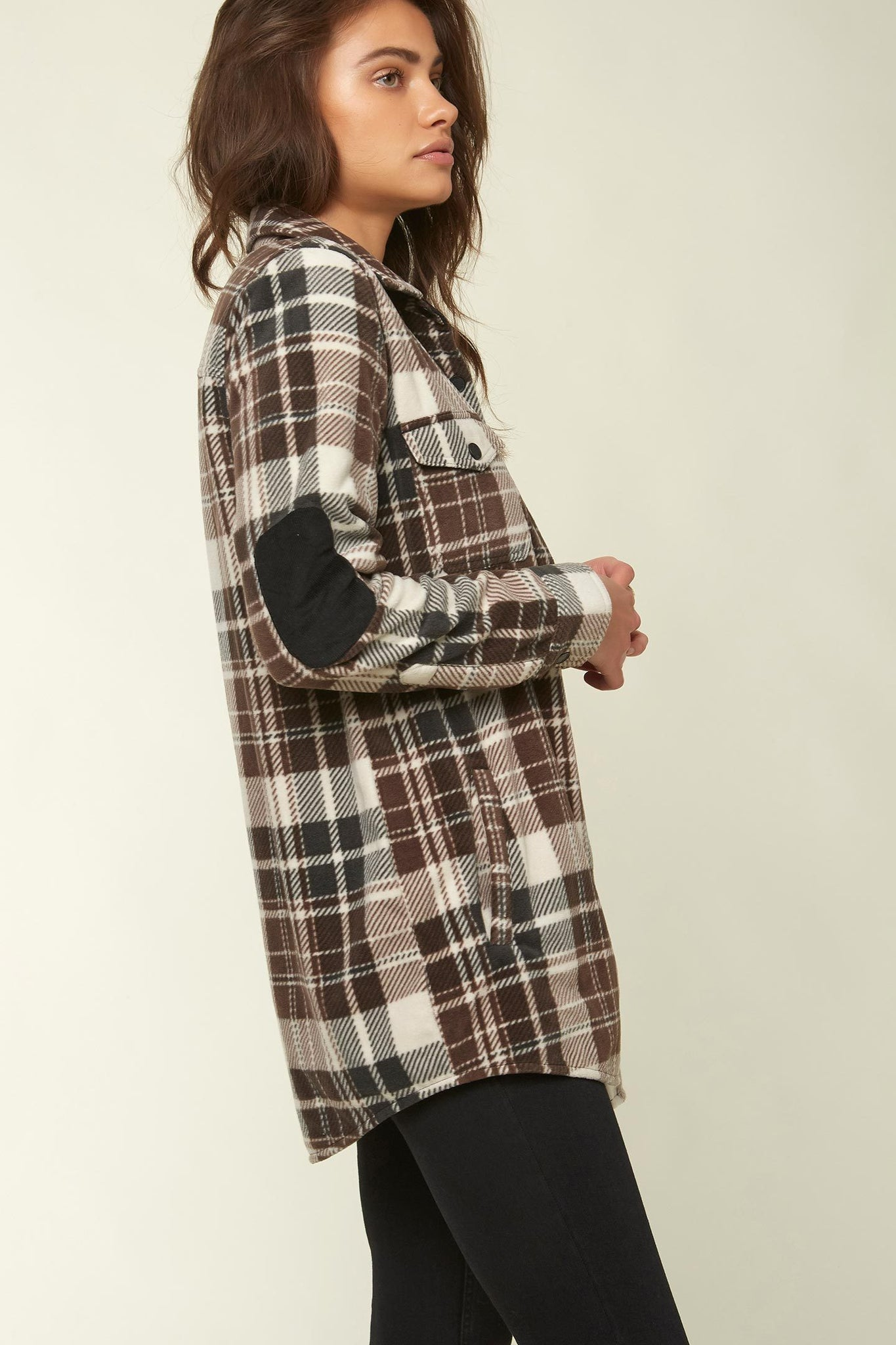 Coldcoast Superfleece Flannel Top - Multi Colored | O'Neill