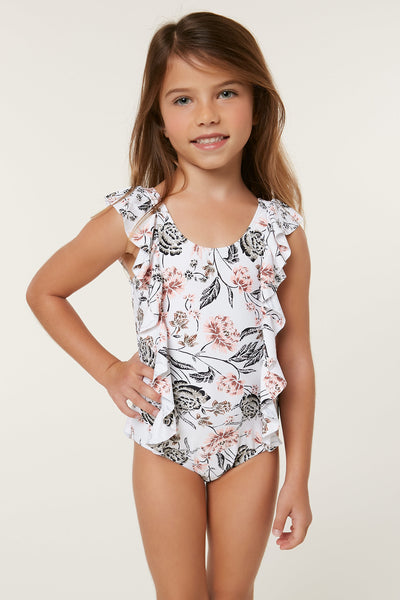 LITTLE GIRLS COLLEEN ONE PIECE
