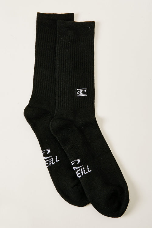 COMMONS 3 PACK CREW SOCKS