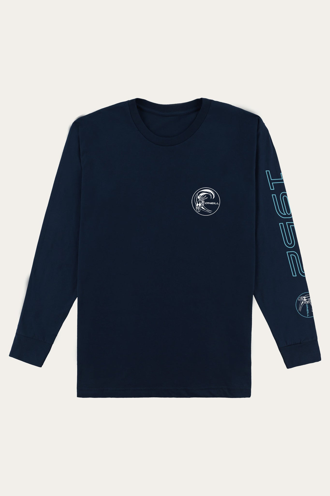 Competition Long Sleeve Tee - Navy | O'Neill