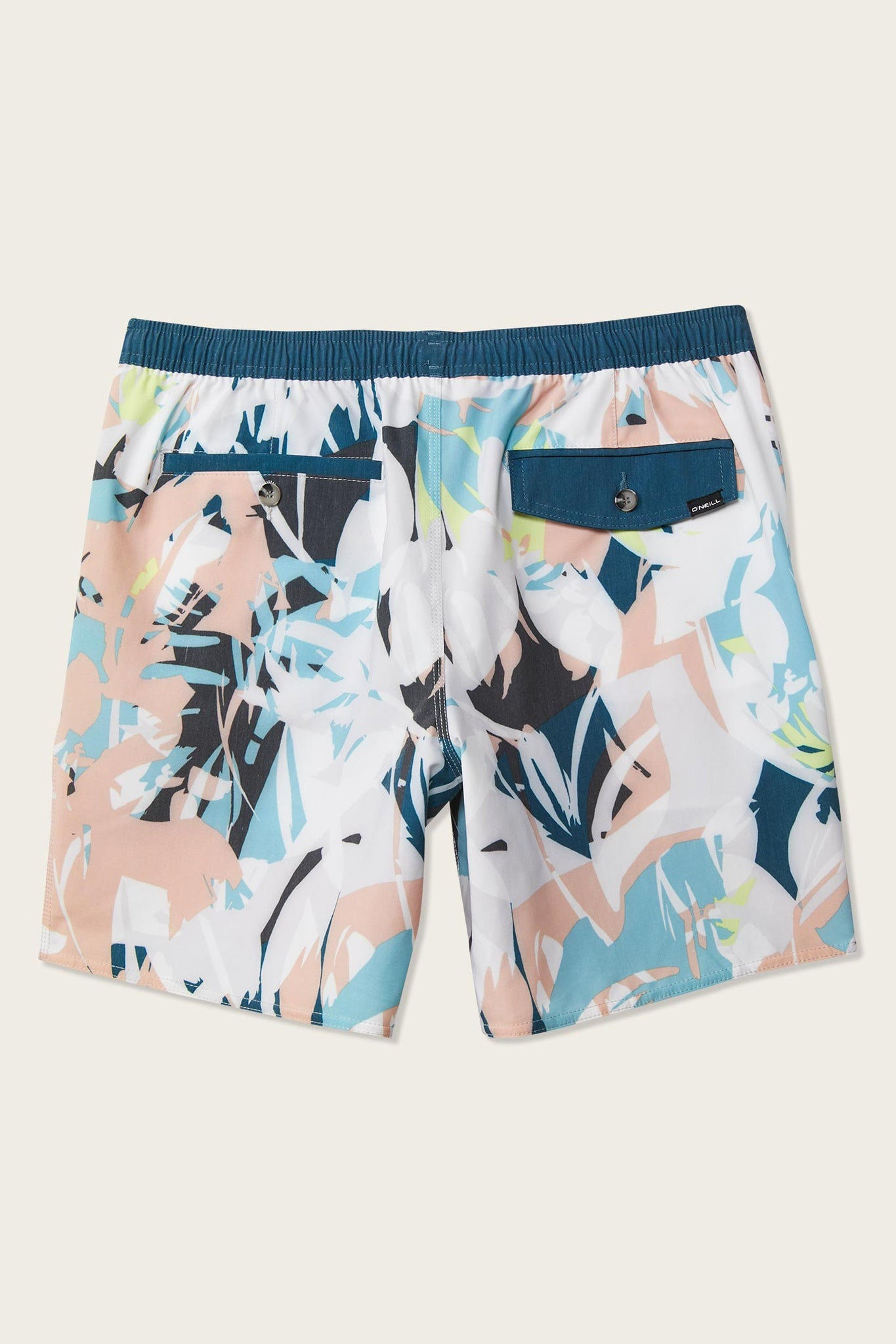 Composition Cruzer Volley Boardshorts - Pale Pink | O'Neill