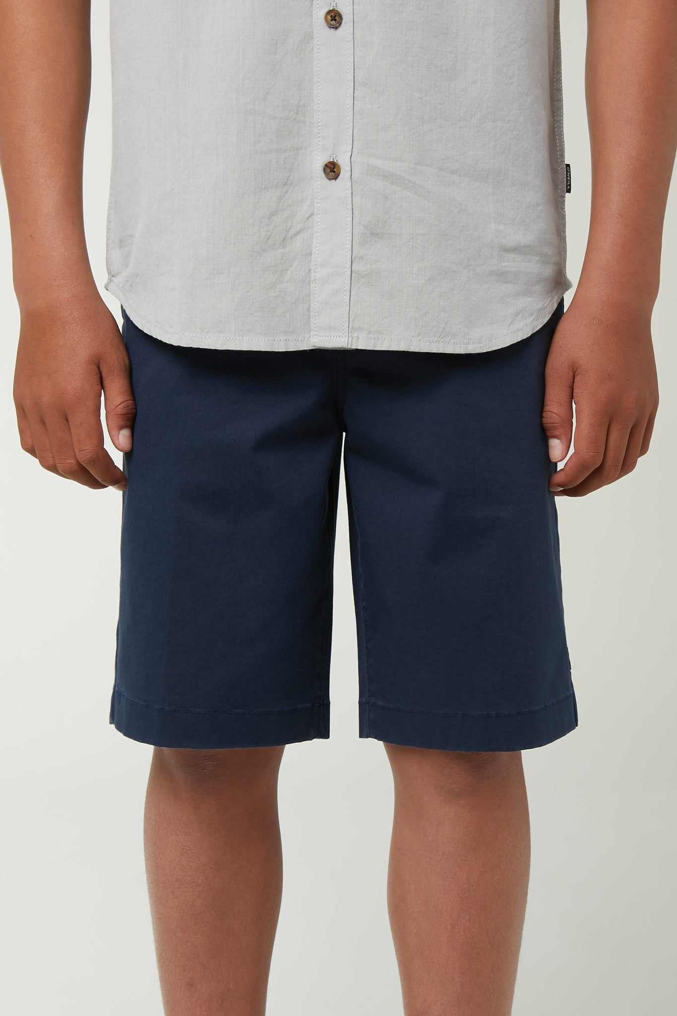 Boys Redwood Stretch Shorts - Navy | O'Neill