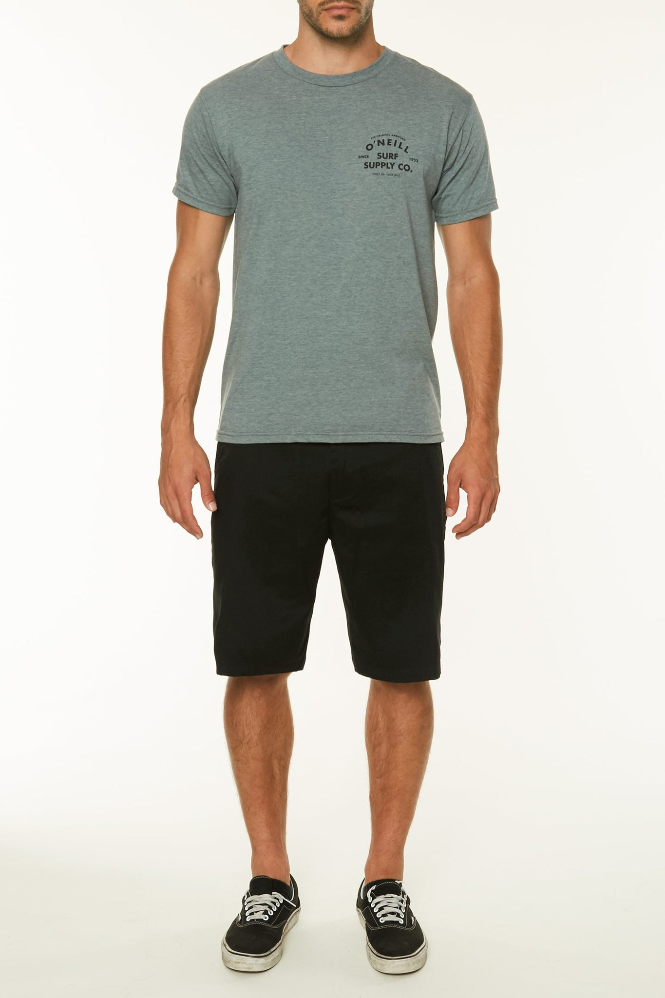 Contact Stretch Shorts - Black | O'Neill
