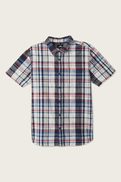 CONTIKKA PLAID SHIRT