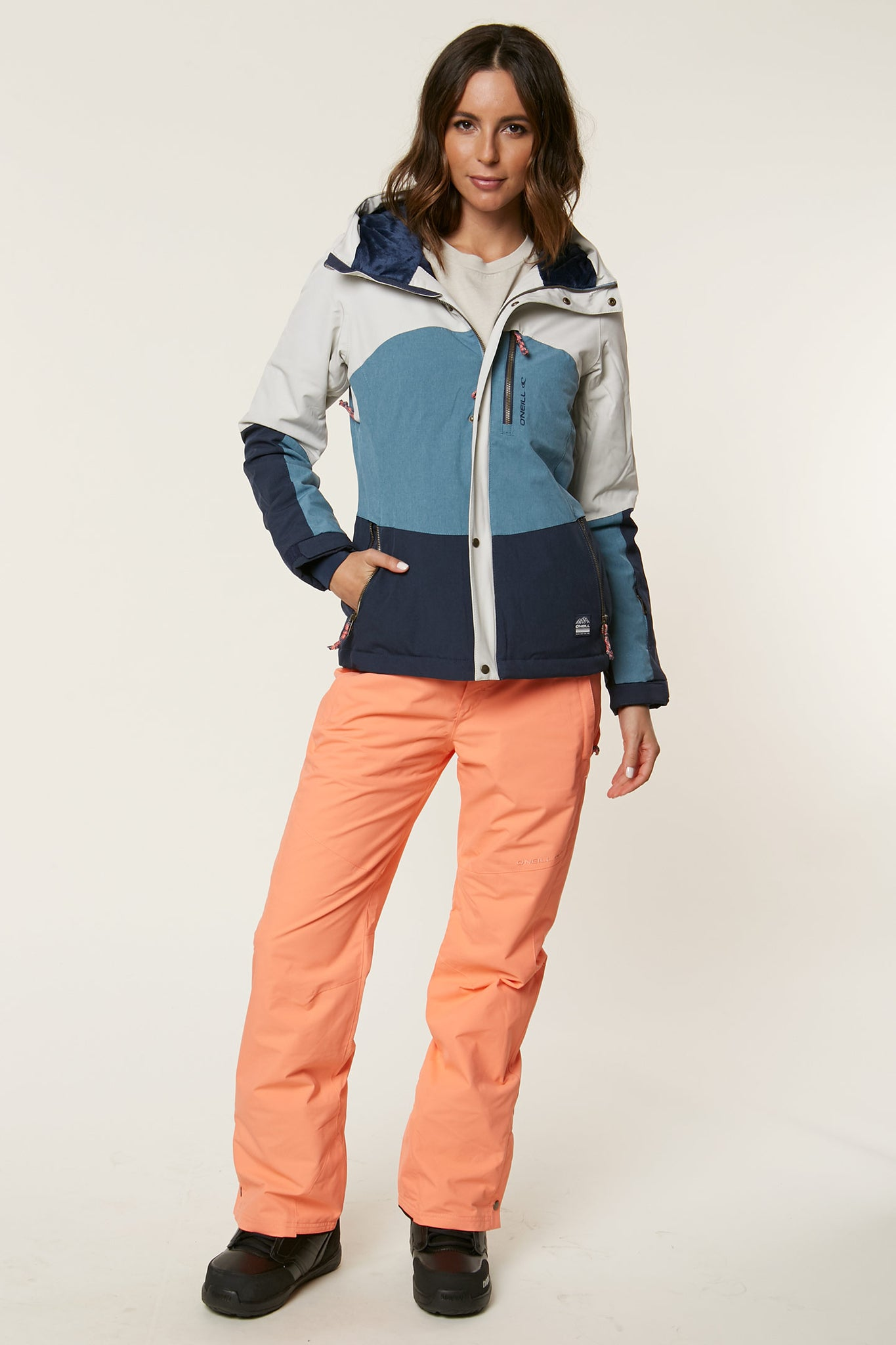 Coral Snow Jacket | O'Neill