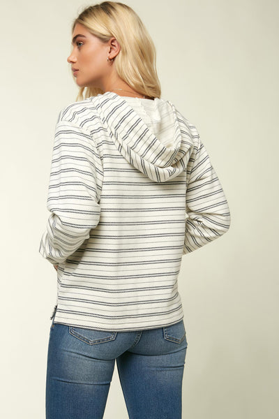 Corrie Stripe Hooded Pullover | O'Neill Clothing USA