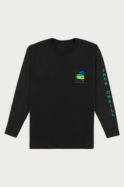 JACK O'NEILL COSTA RICA LONG SLEEVE TEE