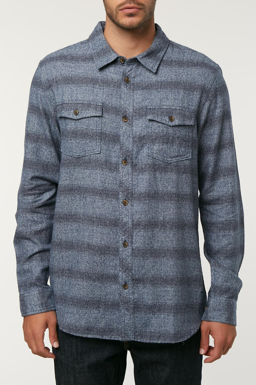 COVINGTON STRIPE FLANNEL