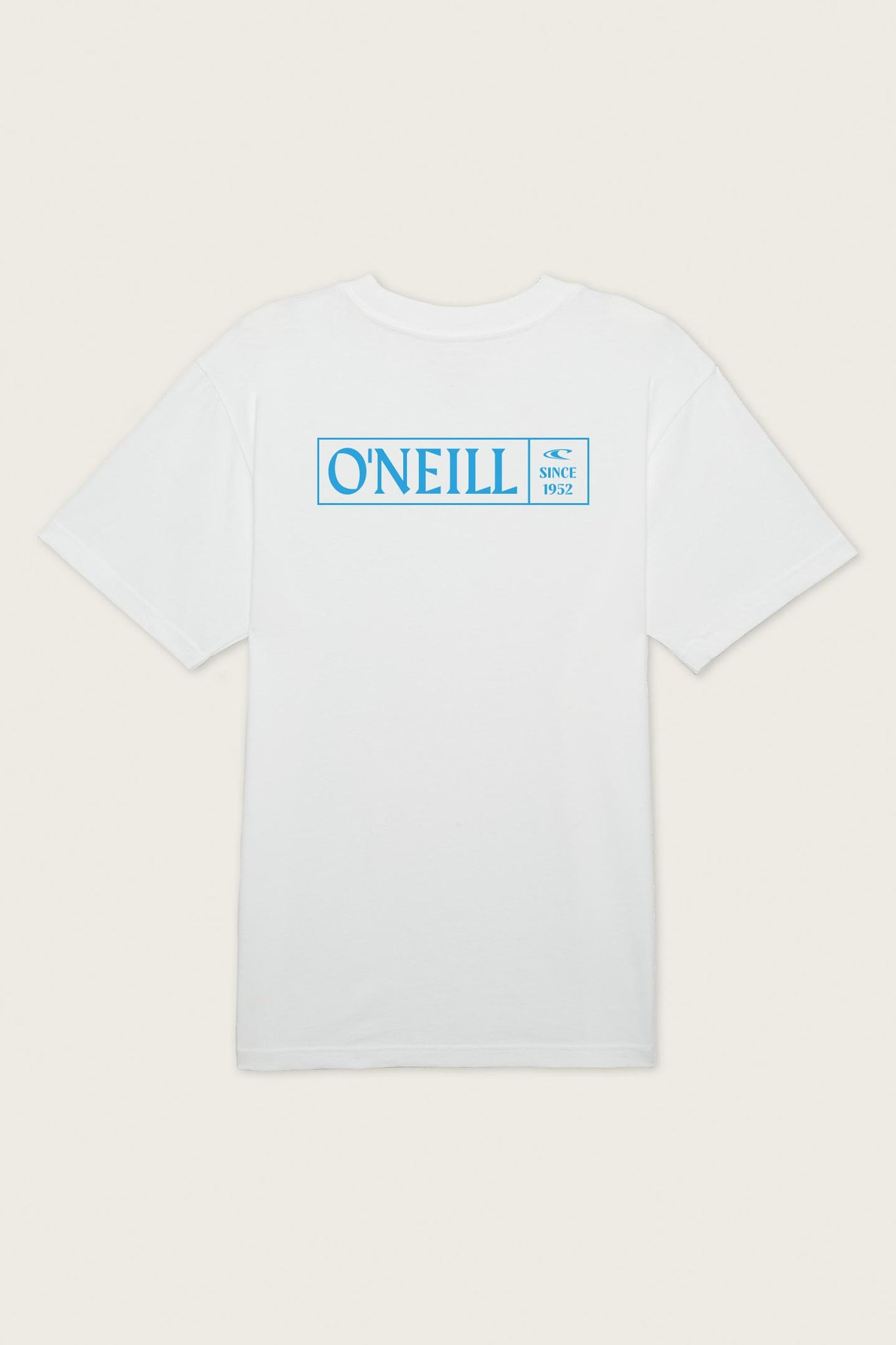 Crest Tee - White | O'Neill