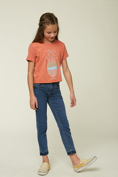 Girls Cristiana Jeans | O'Neill Clothing USA