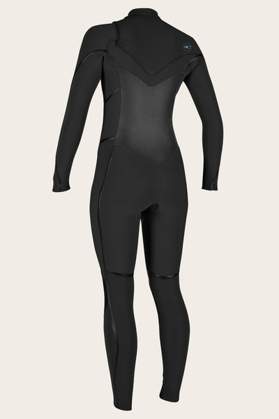 Women'S Psycho Tech 4/3Mm Chest Zip Full Wetsuit | O'Neill Clothing USA