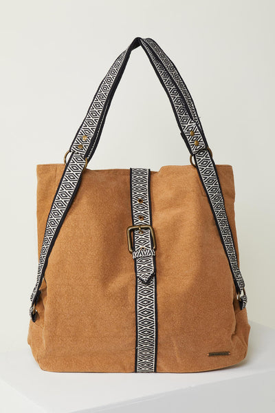 CURRENTS CONVERTIBLE TOTE BAG