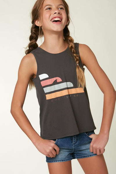 Girls Currents Tank Top | O'Neill Clothing USA