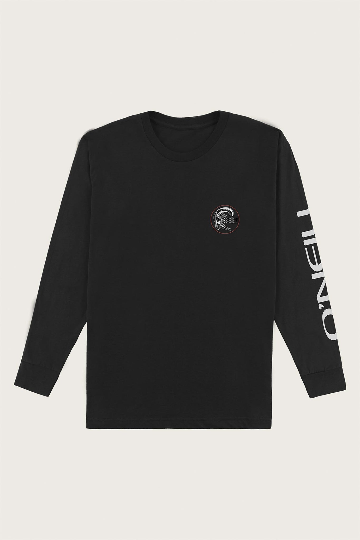 Curve Long Sleeve Tee - Black | O'Neill