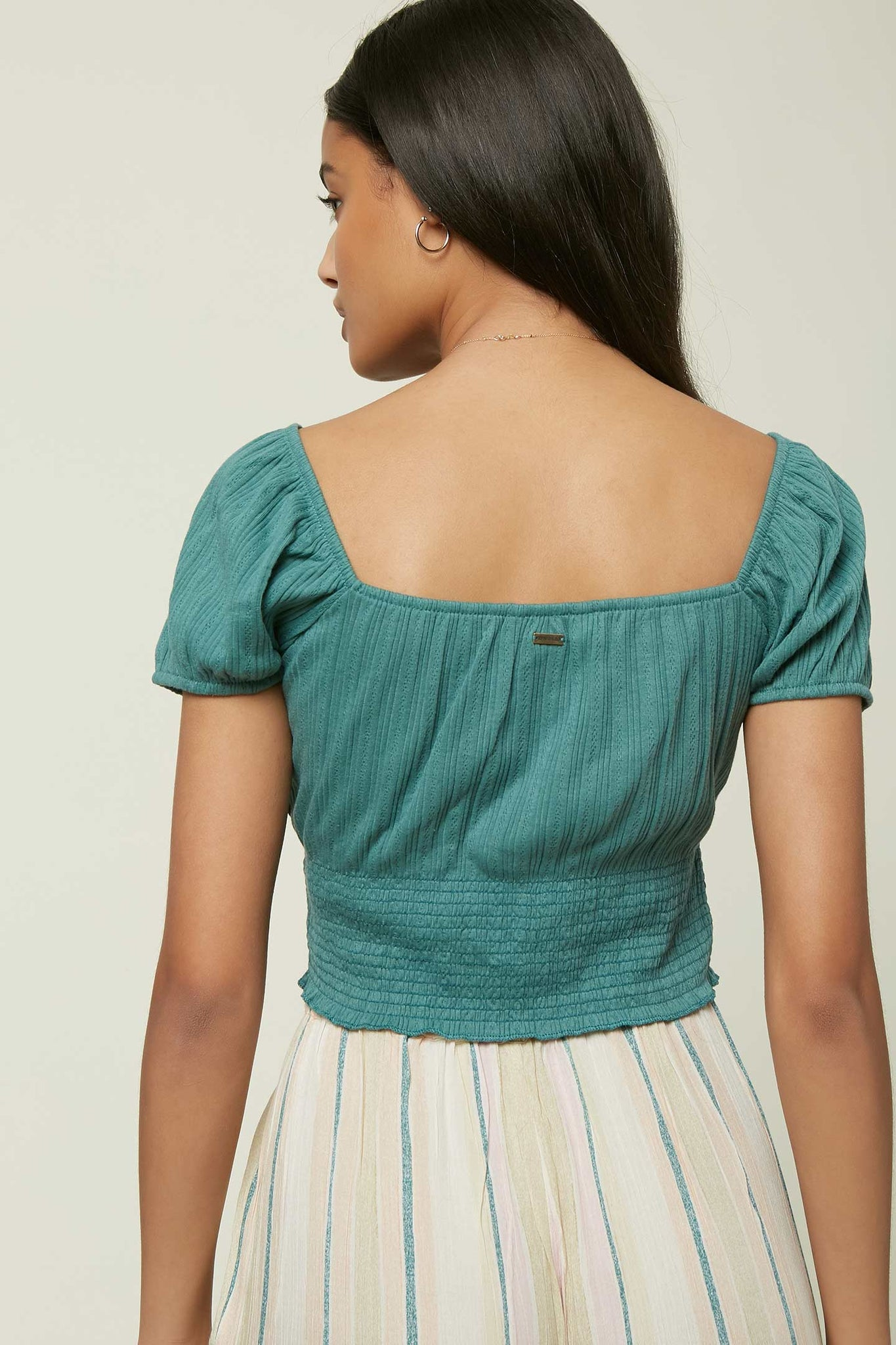 Daria Top - Washed Spruce | O'Neill
