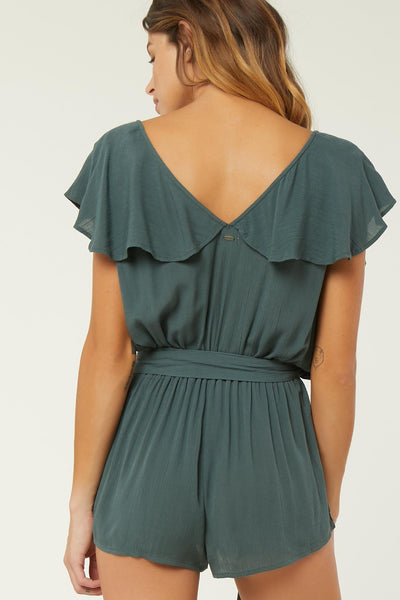 DASH COVER-UP ROMPER