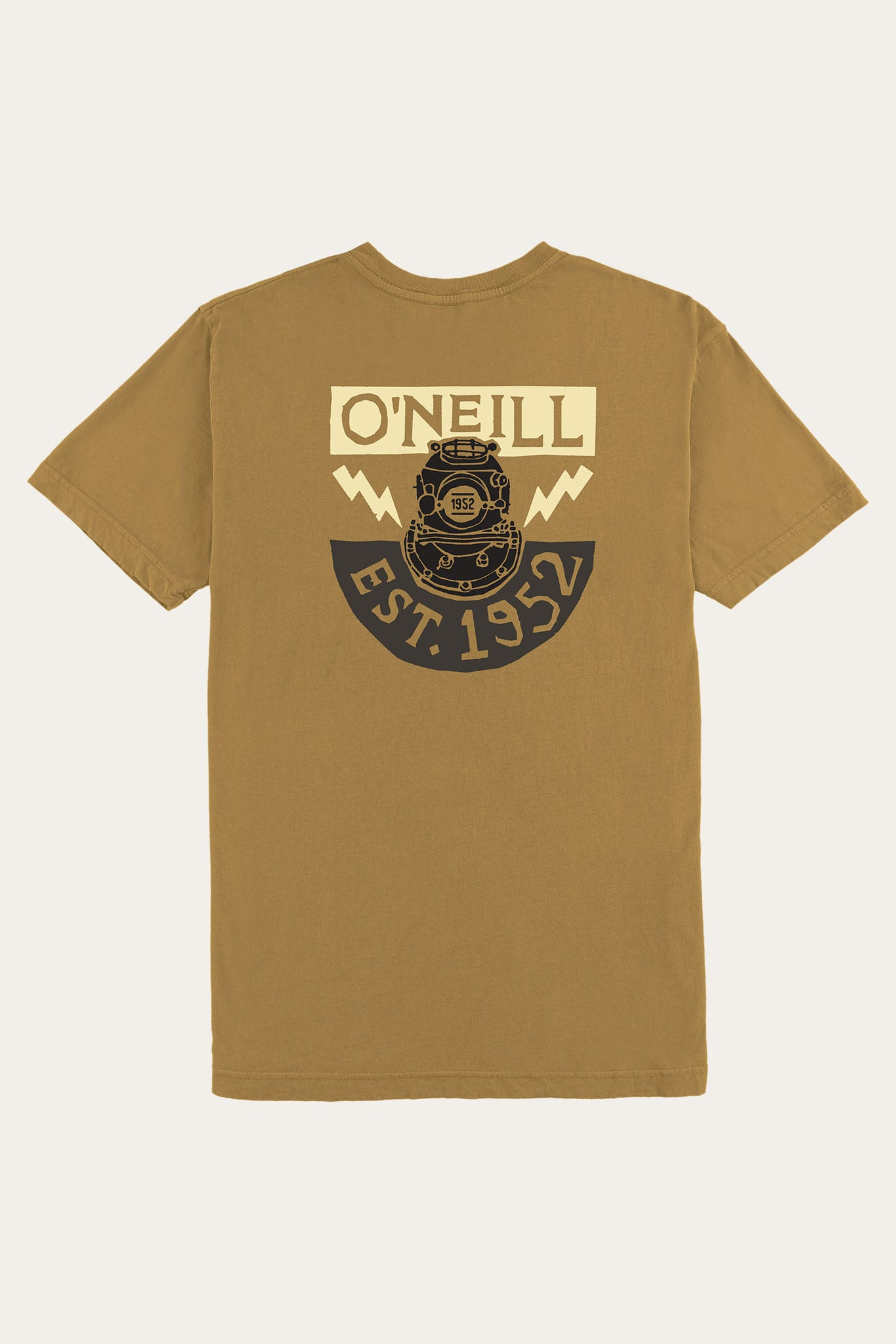 Deep Sea Pocket Tee - Harvest Gold | O'Neill