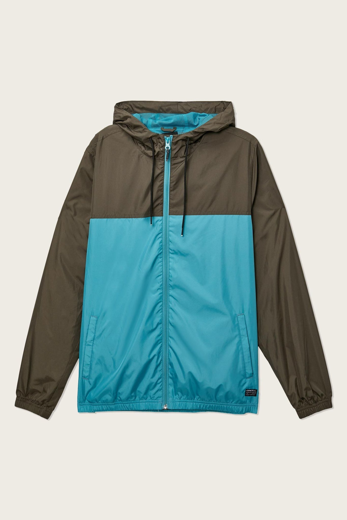 Little Boys Del Ray Hyperdry Windbreaker - Turquoise | O'Neill