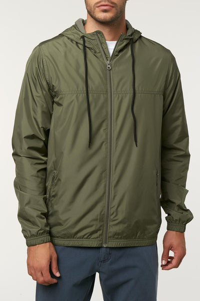 DEL RAY WINDBREAKER JACKET
