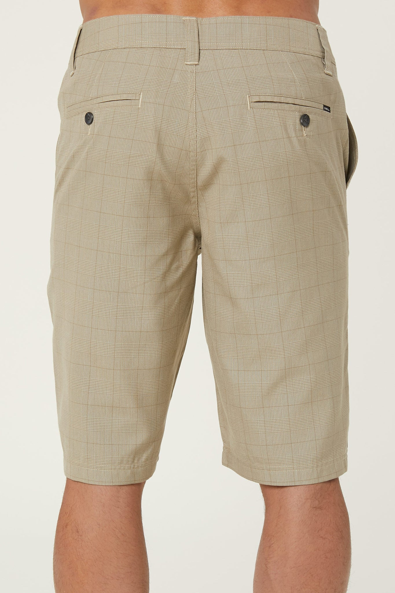Westmont Plaid Shorts | O'Neill Clothing USA