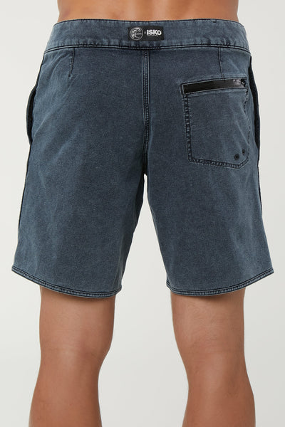 DENIM HYBRID BOARDSHORTS
