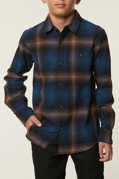 BOYS DILLISHAW FLANNEL