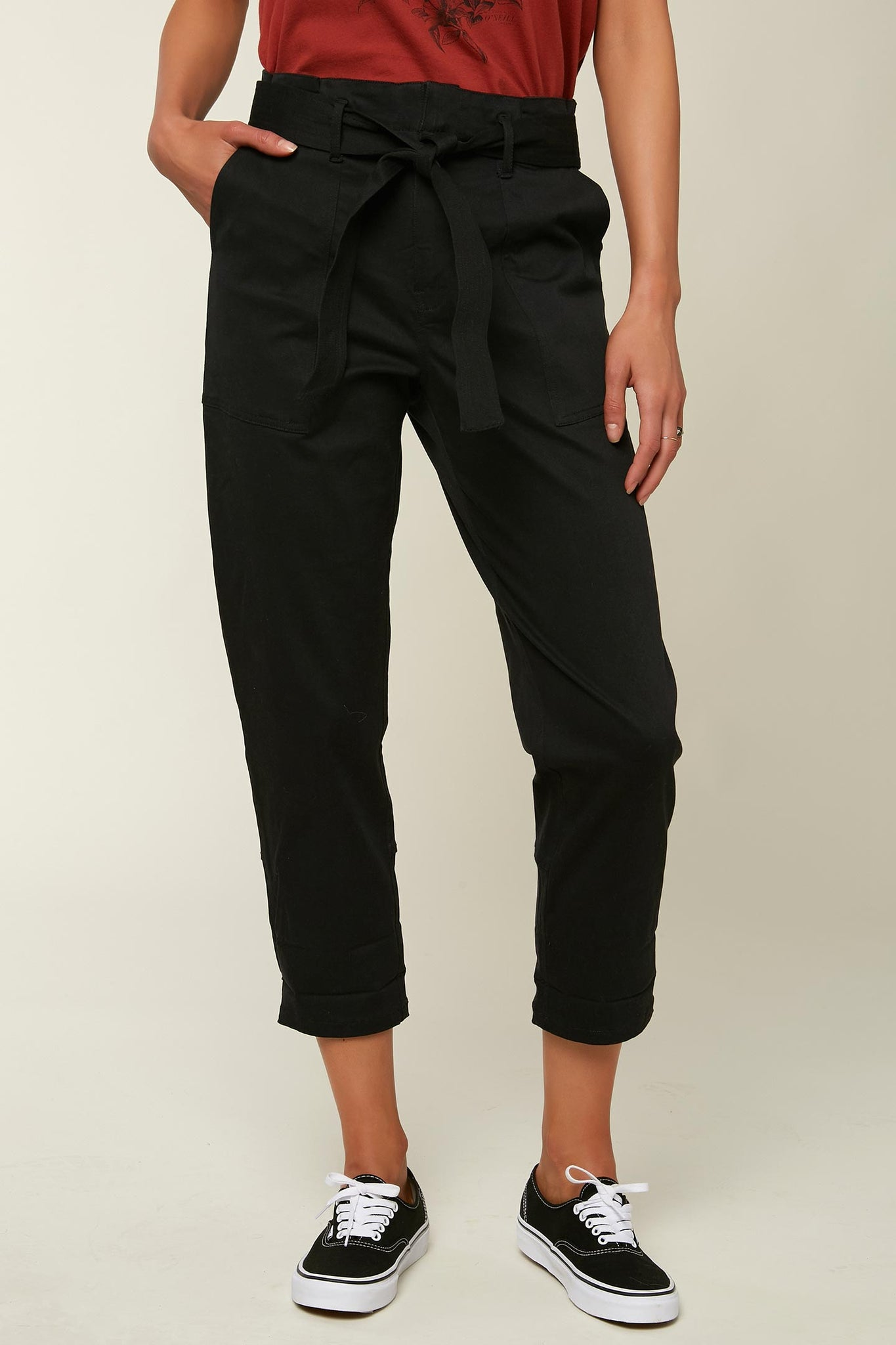 Dillon Pants - Washed Black | O'Neill