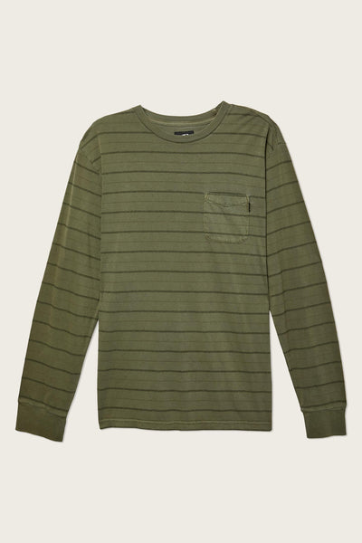 DINSMORE LONG SLEEVE PULLOVER