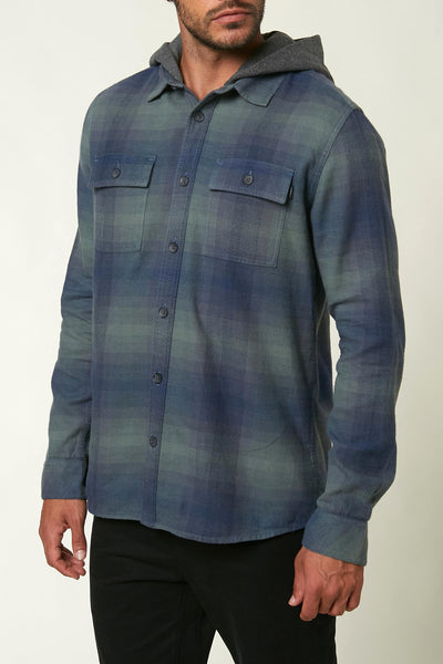Disarm Shirt Jacket | O'Neill