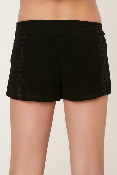 GIRLS ELSA SHORTS