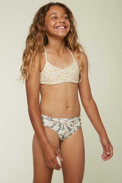 GIRLS EMBRY BRALETTE SET