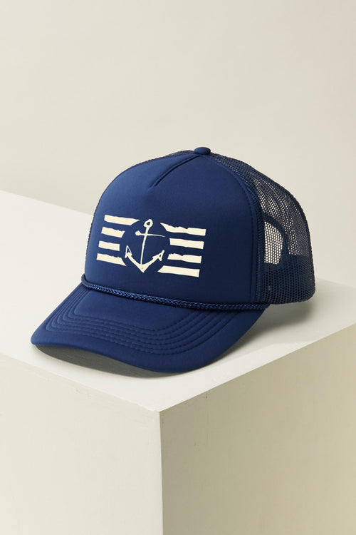 ENDLESS TRUCKER HAT