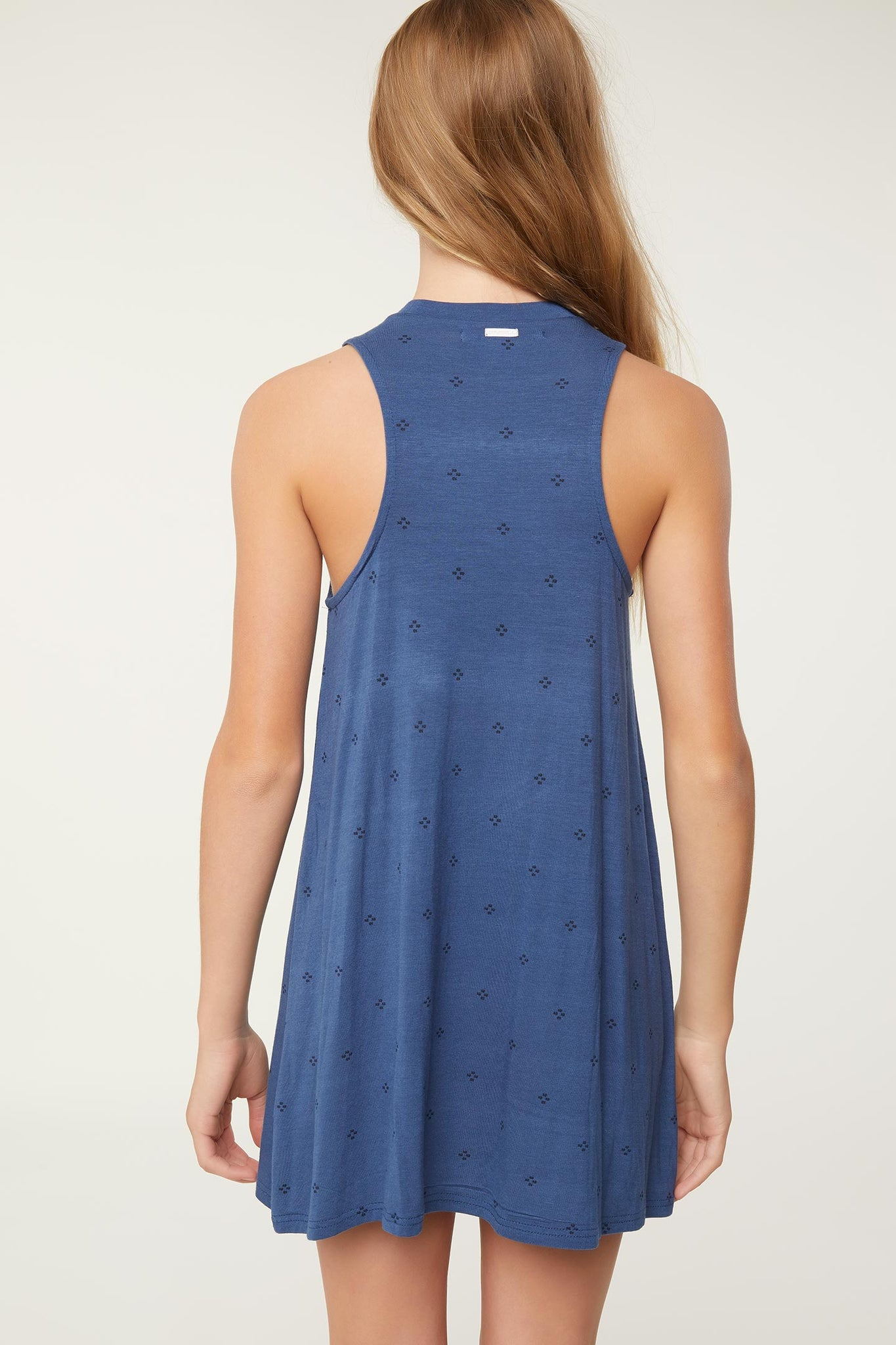 Girls Eslie Dress - Ensign Blue | O'Neill