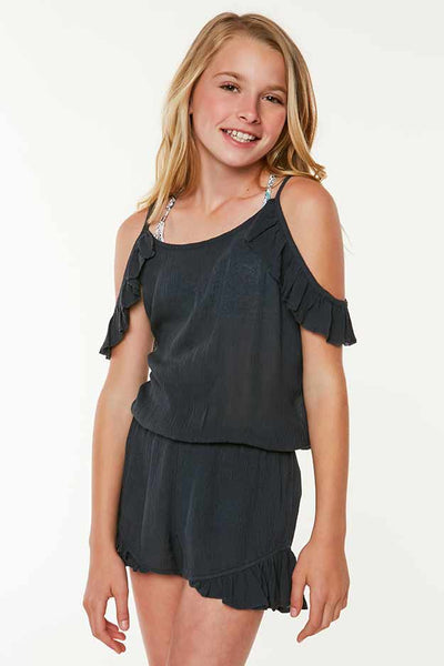 GIRLS ESMERELDA COVER-UP