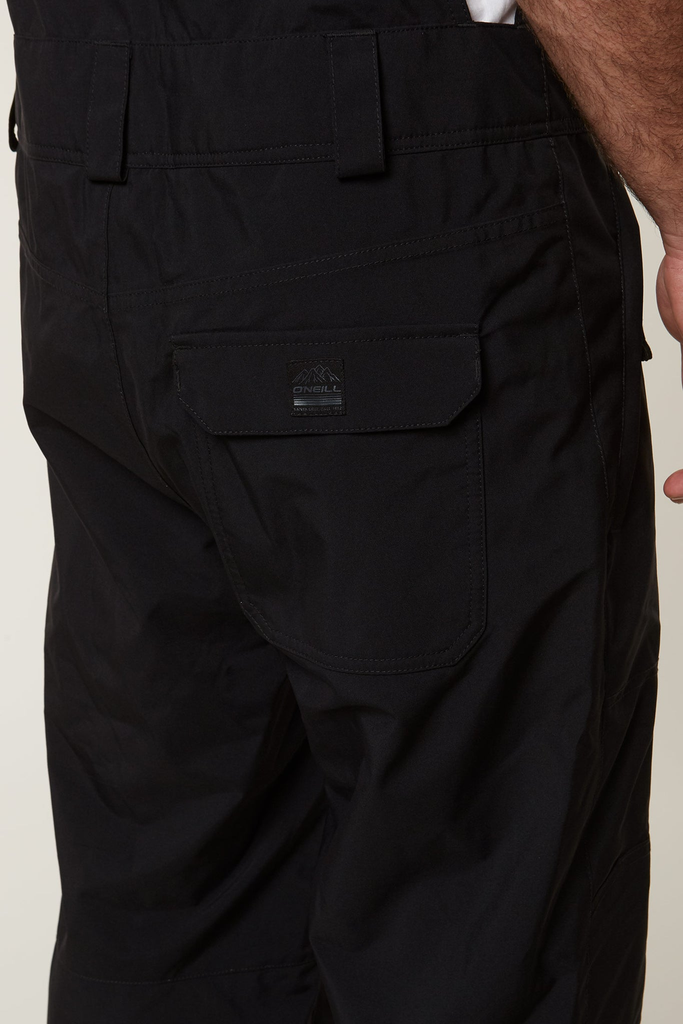 Exalt Bib Snow Pants - Blackout | O'Neill