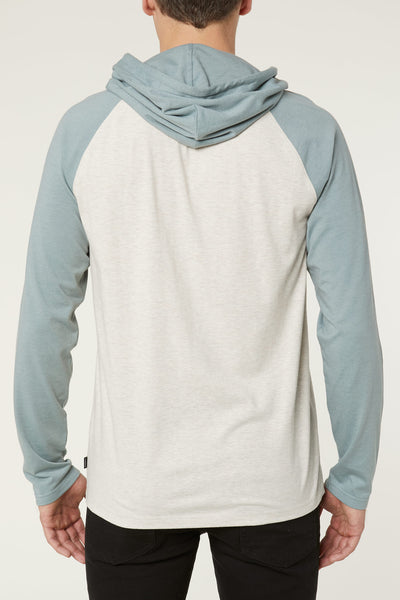 EXETER HOODED PULLOVER