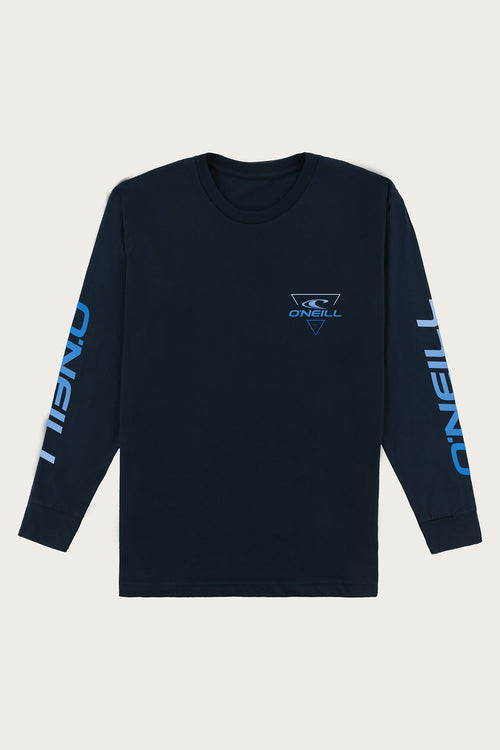 FADER LONG SLEEVE TEE