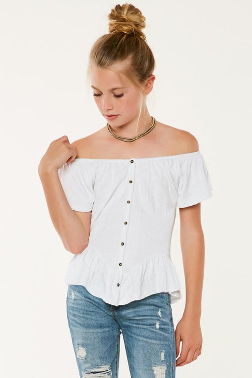 GIRLS FARRYN TOP
