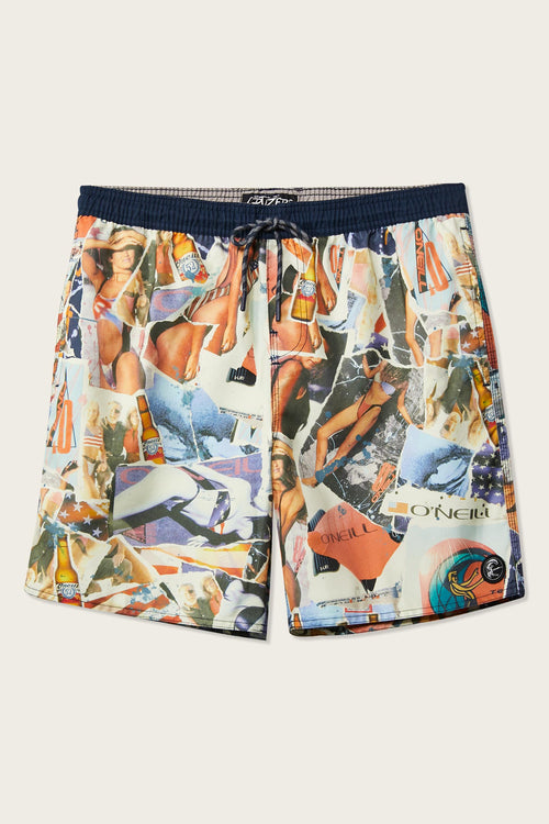 FEELS LIKE FREEDOM BOARDSHORTS
