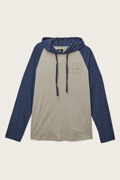 FIELDS HOODED PULLOVER