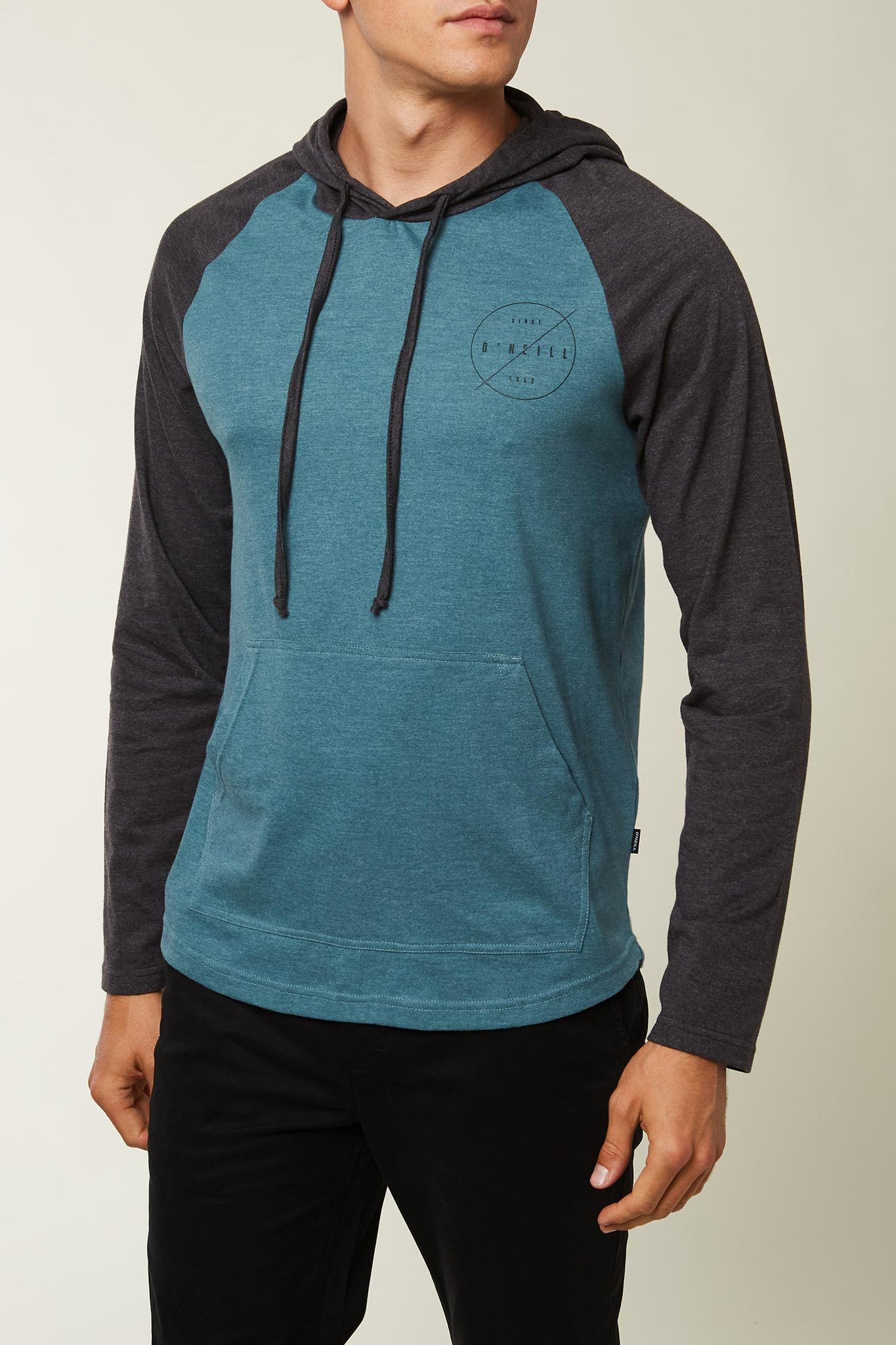 Fields Hooded Pullover - Turquoise | O'Neill
