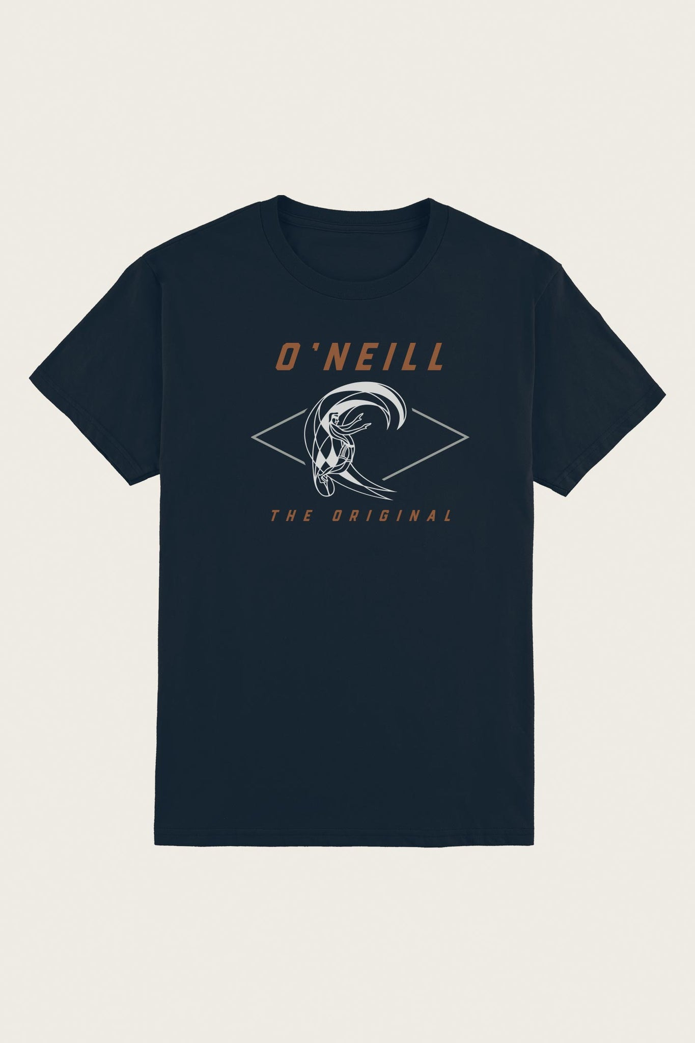 First Name Tee - New Navy | O'Neill