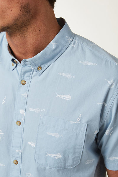 JACK O'NEILL FISHERMAN LIFE SHIRT