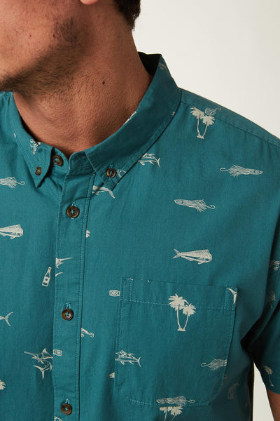 Jack O'Neill Fisherman Life Shirt | O'Neill Clothing USA