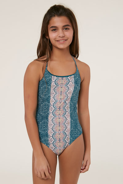 GIRLS FLEETWOOD ONE PIECE