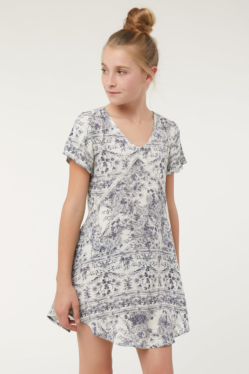 GIRLS FLORENCE DRESS